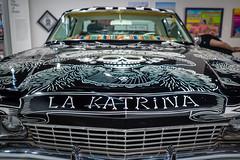 Petersen Automotive Museum (Phil Roeder) Tags: losangeles california petersenautomotivemuseum automobiles automobile automotive cars car museum lowrider chicago leica leicax2