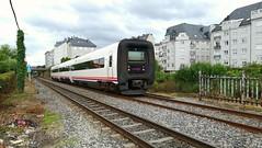 594.004 Ferrol A Coruña (javivillanuevarico) Tags: galicia renfe ferrocarril ferrol 594004