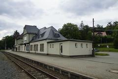 HSB Station Elend aan de Harzquerbahn 17-06-2018 (marcelwijers) Tags: hsb station elend aan de harzquerbahn 17062018 bahnhof schmalspur schmalspurbahnhof smalspoor narrow gauge railway railroad deutschland duitsland germany