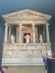 Capturing the Nereid Monument (afagen) Tags: london england uk unitedkingdom greatbritain camden bloomsbury britishmuseum museum nereidmonument arbinas