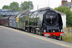 ULLESKELF 260713 47580 & 46233 (SIMON A W BEESTON) Tags: ulleskelf 47580 countyofessex 46233 duchess sutherland
