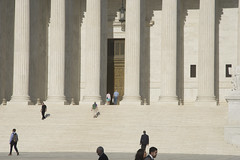 High steppers (Tim Brown's Pictures) Tags: washingtondc spring capitolhill supremecourt ussupremecourt supremecourtbuilding architecture neoclassical neoclassicalarchitecture washington dc unitedstates