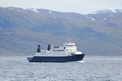"""Helgøy"" (K Horsevik) Tags: helgøy thn torghatten nord senjafergene senja ferge ferje ferry"