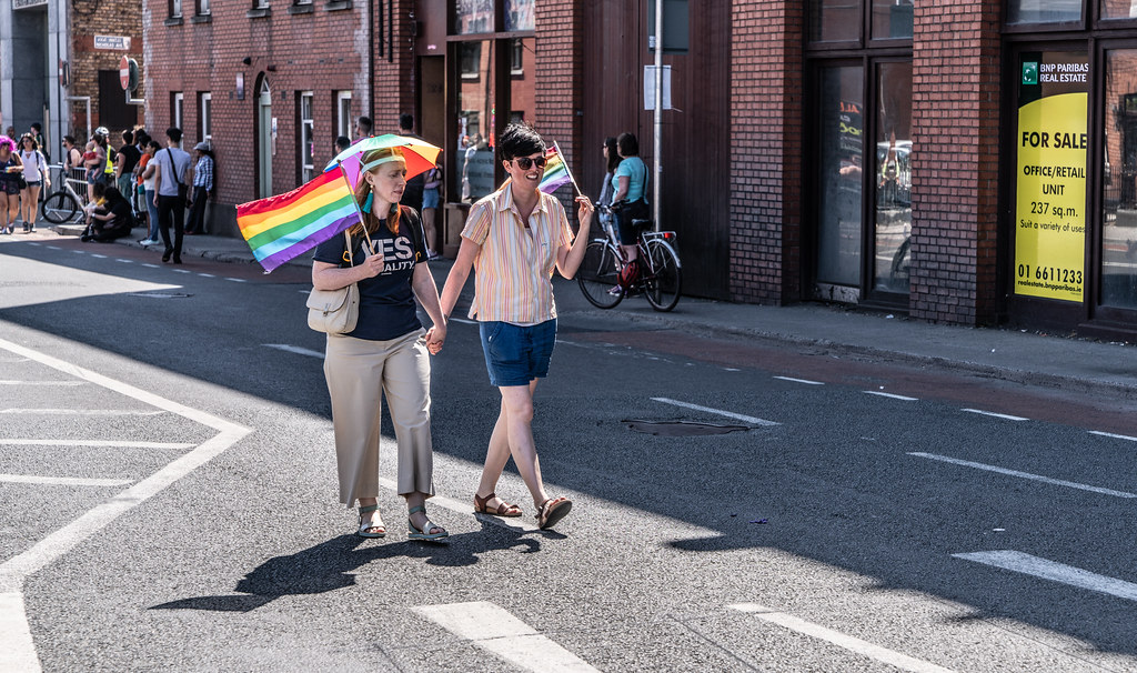 ABOUT SIXTY THOUSAND TOOK PART IN THE DUBLIN LGBTI+ PARADE TODAY[ SATURDAY 30 JUNE 2018]-141769