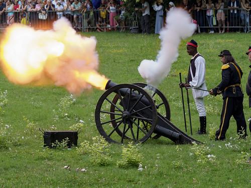 L'urlo del cannone
