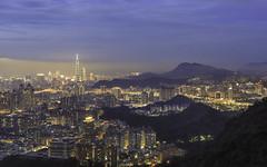 Taipei City (KentFan) Tags: taipei newtaipeicity taiwan tw 烘爐地 土地公 福德 中和 夜景