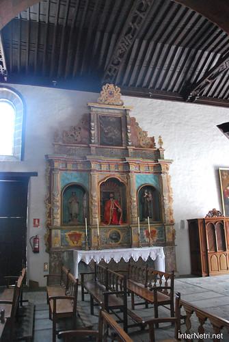 Церква Iglesia De La Asunción, Сан Себастіан де Ла Гомера, Канарські острови  InterNetri  1229
