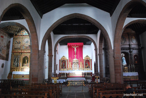 Церква Iglesia De La Asunción, Сан Себастіан де Ла Гомера, Канарські острови  InterNetri  1226