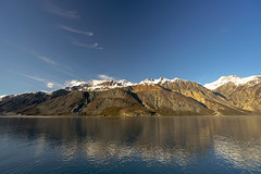 Alaskan Mares Tails (Lyndon (NZ)) Tags: 2018 alaska usa landscape ilce7m2 cloud ocean reflection nature water sony snow