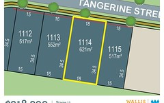 Lot 1114, Tangerine Street, Gillieston Heights NSW