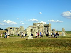 Stonhenge from the west (markhorrell) Tags: britain walking stonehenge wiltshire antiquities