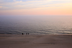 Dreamland (k0ntiki) Tags: sea seascape sands sunset latvia landscape pink tender travel