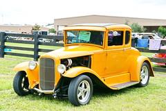 Ford Model A 1930 in Bushnell FL 3.6.2018 0827 (orangevolvobusdriver4u) Tags: 2018 archiv2018 sumterswapmeets bushnell florida usa bushnellfl car auto klassik classic oldtimer fordmodela fordmodela1930 ford model a 1930 customized