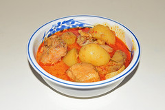 Curry Chicken (chooyutshing) Tags: food curry chicken potato