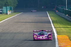 1991 Jaguar XJR-14 (belgian.motorsport) Tags: 1991 jaguar xjr14 xjr silk cut cilkcut groupc group c racing spa classic 2018 francorchamps
