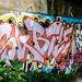 North Bank Graffiti