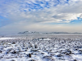 On TOP of the peak - Iceland