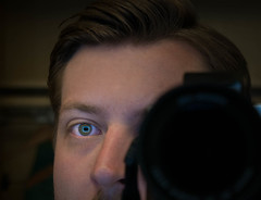 Look in the mirror! (Adrian Willems) Tags: mirror spiegel portrait selfportrait selbstportrait camera kamera