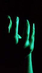 (josie.bell) Tags: fingers hand blue green shadow lighting colour