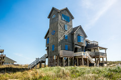 From the Movie (MurrayH77) Tags: obx nc rodanthe outer banks hatteras island beach house shore movie nightsinrodanthe