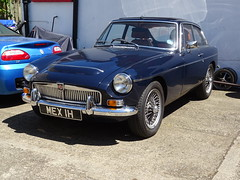 1970 MGC GT (Neil's classics) Tags: vehicle 1970 mgcgt