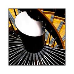 Spirale (Jean-Louis DUMAS) Tags: escaliers abstract abstrait abstraction art artist artistic artistique