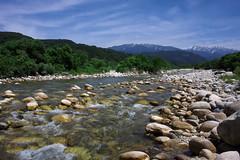 K.K. Yamame River DSC_4339 (touhenboku) Tags: moutain stream river iwana yamame fly fishing flyfishing mainstream rock