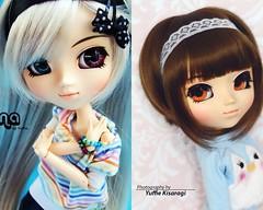 2008 vs 2018: Iona (·Yuffie Kisaragi·) Tags: doll pullip souseiseki iona obitsu rewigged rechipped