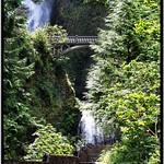 Multnomah Falls ~ Oregon ~ Northwest USA thumbnail