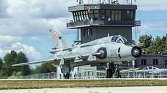Su-22M4 (kamil_olszowy) Tags: su22m4 sukhoi fitter fighter bomber polish air force epsn świdwin poland 3816 су22м4 сухой ввс польши