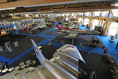 Museum Hall 2 (QSY on-route) Tags: hall 2 flieger flab museum dubendorf lsmd 17042018