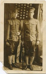 WWI 128.F1.1 (State Archives of North Carolina) Tags: priestlyppool 28thinfantry durhamnc wwi thegreatwar greatwar worldwari worldwarone firstworldwar ww1 soldier soldiers unitedstatesarmy usarmy rifle pistol holster leggings