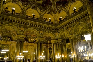 Palais Garnier, opera house, 9th Arrondissement,