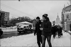 DR160302_0897D (dmitryzhkov) Tags: russia moscow documentary street life human monochrome reportage social public urban city photojournalism streetphotography people bw badweather dmitryryzhkov blackandwhite outdoor everyday candid stranger