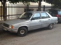 1982 Renault 9 (Alpus) Tags: renault 9 rare car classic retro french 2017 june beirut lebanon saloon