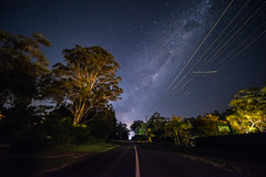 milky street (Rafael Zenon Wagner) Tags: nacht milchstrasse sterne strasse bäume night milkyway stars street trees australia australien queensland 12mm laowa12mmf28zerod