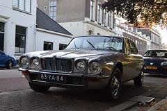 Brexit (Roterodamus) Tags: classic car carspotting uk holland schiedam unedited
