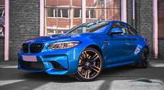 BMW M2 Coated with Ceramic Coat Ultima (Bow_Wazoo) Tags: bmw m2 reflections gloss glanz sportscars sportwagen alpha7 sony zeiss sel35f28 auto car