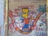 Sottopasso di S. Francesco, Volterra - subway with graffiti - Bart Simpson (ell brown) Tags: volterra italy italia tuscany toscana pisa walledmountaintoptown velathri vlathri volaterrae ancientetruscans romans villanovanculture sottopassodisfrancesco subway underpass graffiti streetart sottopasso vialefrancoporretti viaslino bartsimpson elbarto thesimpsons provinceofpisa