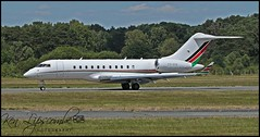 T7-STK Bombardier Global 5000c/n 9486 S & K (Bermuda) Ltd (EGLF-Farnborough) 22/06/2018 (Ken Lipscombe <> Photography) Tags: t7stk bombardier global 5000 cn 9486 s k bermuda ltd eglffarnborough 22062018