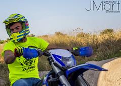 MOTOSFUENTE (PHOTOJMart) Tags: fuente del maestre jmart moto barradas sherco enduro