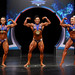 Womens Bodybuilding Open 2nd Young 1st Law 3rd Smith