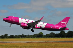 TF-NEO A320 Neo WOW Air (eigjb) Tags: tfneo a320 neo wow air airbus a20n icelandic jet transport plane spotting aviation aircraft airplane airliner eidw dublin airport ireland international collinstown 2018
