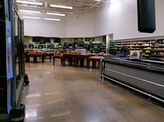 View down to the bakery (l_dawg2000) Tags: 2000 2000s christmas departmentstore discountstore grocery holidays holidays2013 mississippi ms olivebranch retail store supercenter wallyworld walmart xmas unitedstates usa