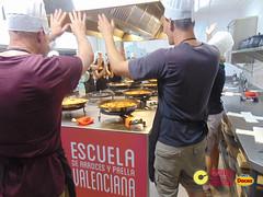 Junio 2018 paella cooking experience