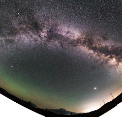 20180711-LRC94145-Pano-2 (ellarsee) Tags: milkyway mountshasta astrolandscape astrotracer flickr landscape night nightlandscape