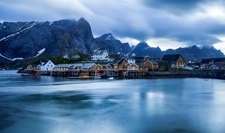 Sakrisøy Lofoten Islands @ Norway 2018