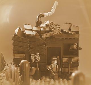 Prospector's Shack