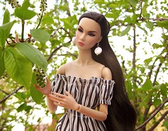 Amelie (Lapochka_G) Tags: lilith lilithnuface lilitheditorialedge nuface nufacelilith integritytoys integritydolls integrity toys fashiondolls dollphotos dolls