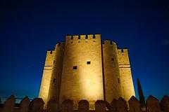 Torre  de la Calahorra (clemensgilles) Tags: puerta andalucia andalusien andaluz españa spain nachtfotografie cordoba